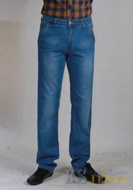Мужские облегченные джинсы SUPER SHIP