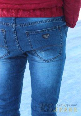 Зауженные мужские джинсы DIZIMMODE
