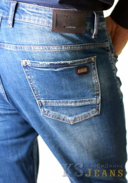 Классические джинсы мужские STAR KING