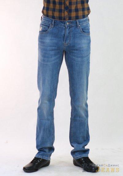Мужские облегченные джинсы STAR KING