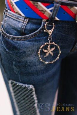 Укороченные джинсы LoLoBLUES